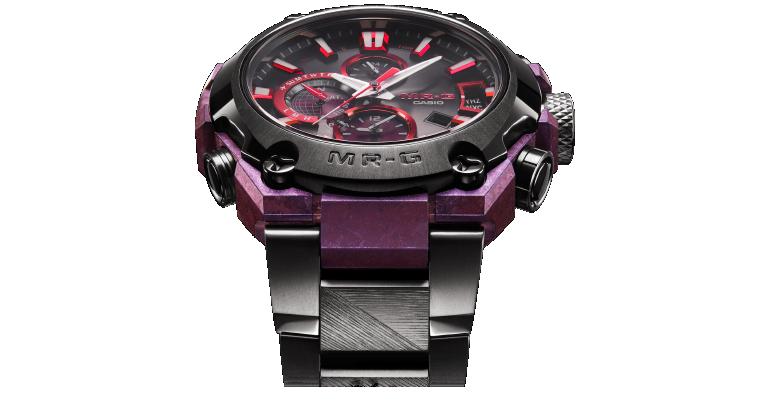 Nueva edicion limitada reloj G-Shock premium MR-G MRG-G2000GA 300 piezas numeradas en todo el mundo