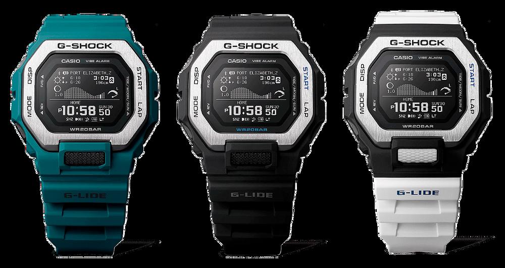 Reloj japones del año en España GBX 100 de Casio G-Shock