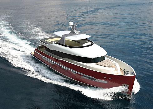 Sentyacht importador exclusivo embarcaciones lujo Gamma Yachts