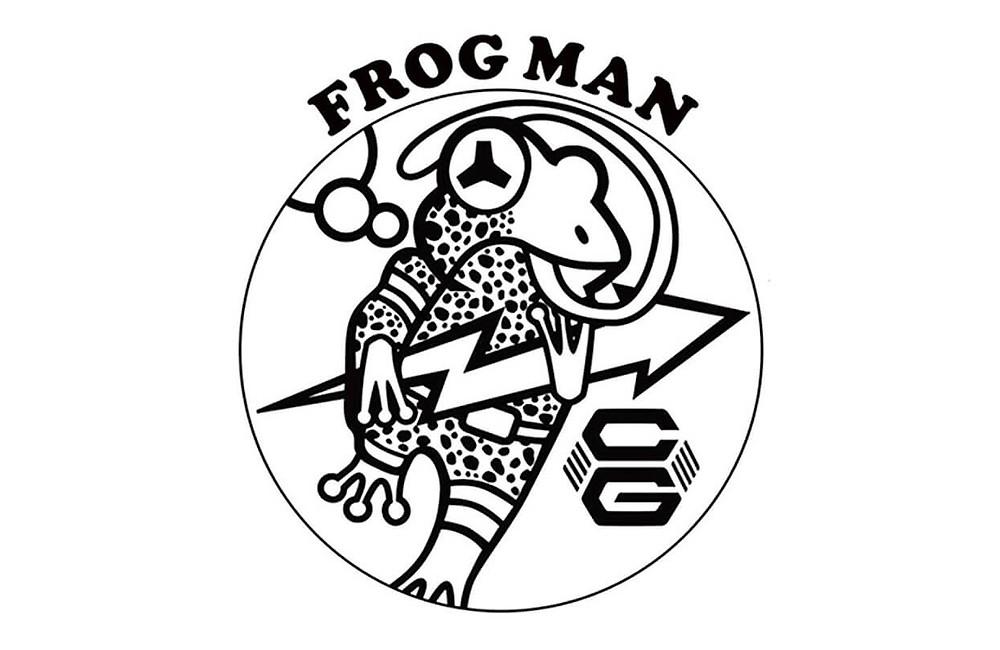 Reloj frogman de G-Shock, nuevo diseño analogico edicion limitada Borneo Rainbow Toad