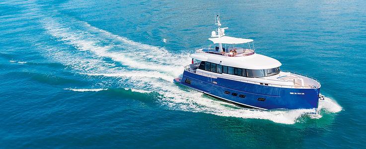 barco Gamma 20 yates de lujo importados por sentyacht port masnou