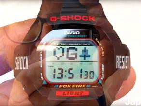 "G-SHOCK ""JACKPOT"" Mini vídeo-review"