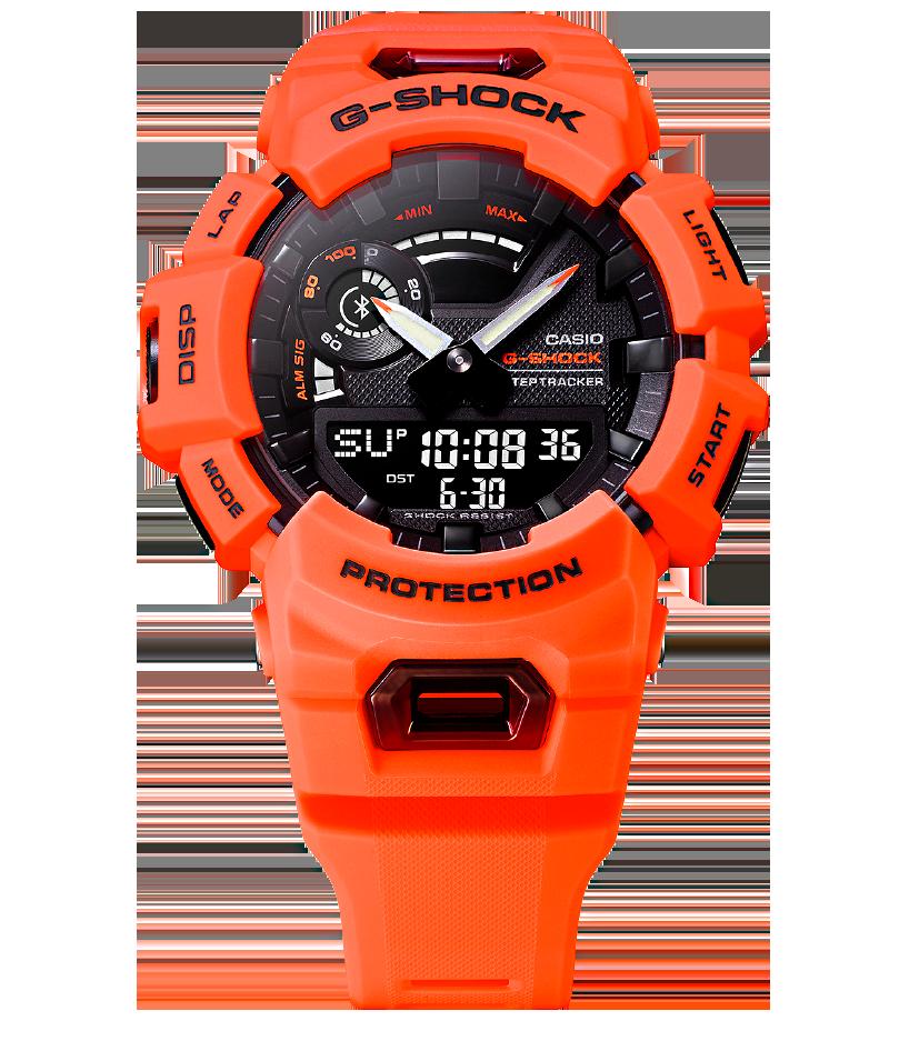 nuevo reloj actividades deportivas Casio G-Shock gba-900-4aer