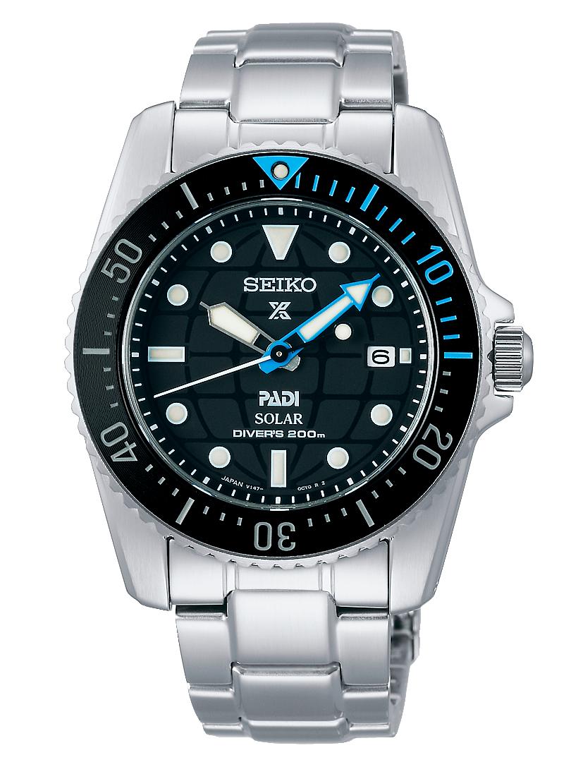 Reloj edicion especial padi SNE575P1 con calibre solar seiko