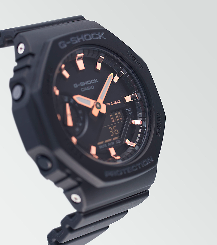 gma-s2100-1aer reloj casioak para mujer con dimensiones reducidas