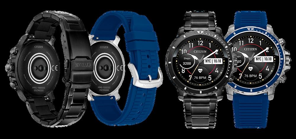 detalles constructivos reloj Citizen CZ Smart MX0007-59X