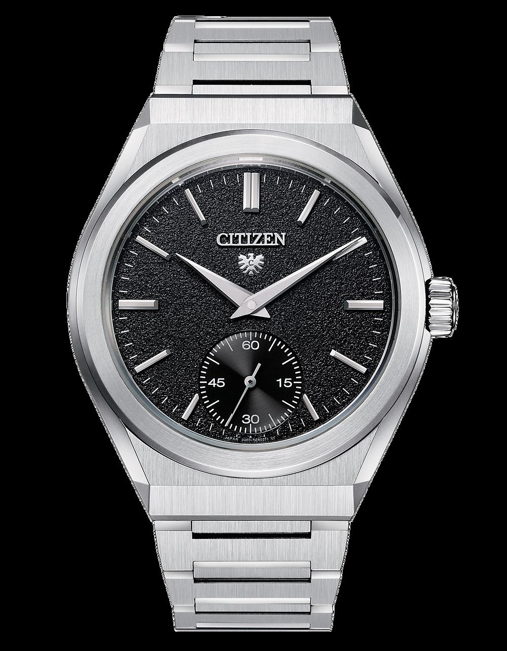 nuevo-reloj automatico citizen calibre 0200 referencia nc0200-90e