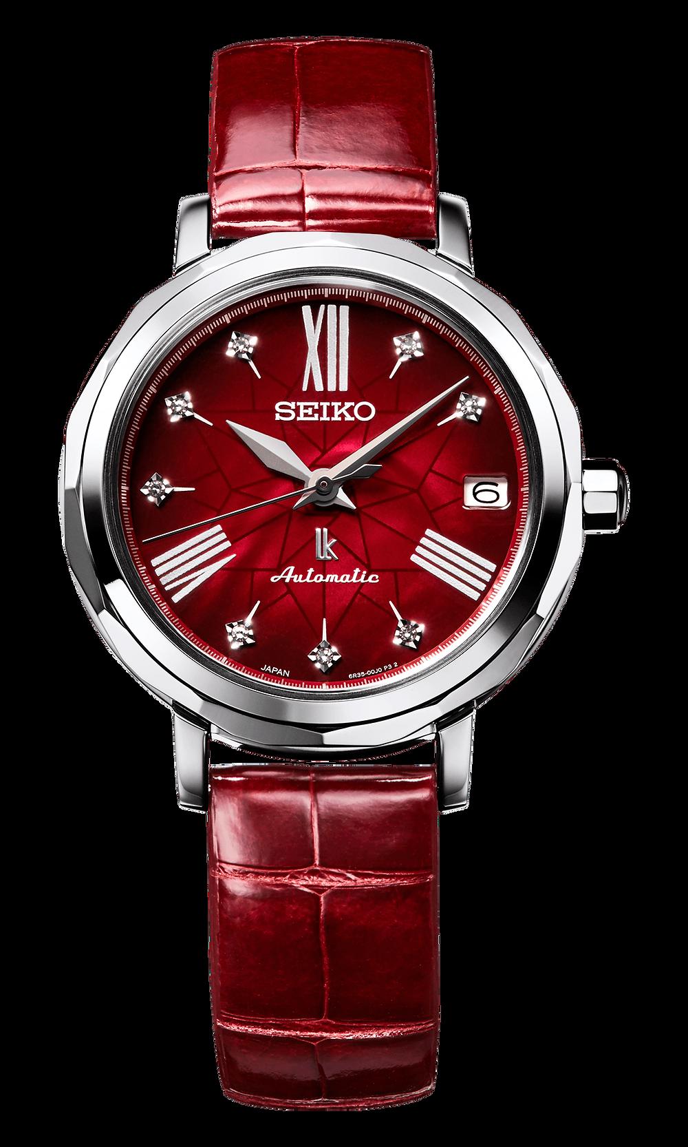 reloj SPB135 con diamantes de Seiko, edición limitada 2020