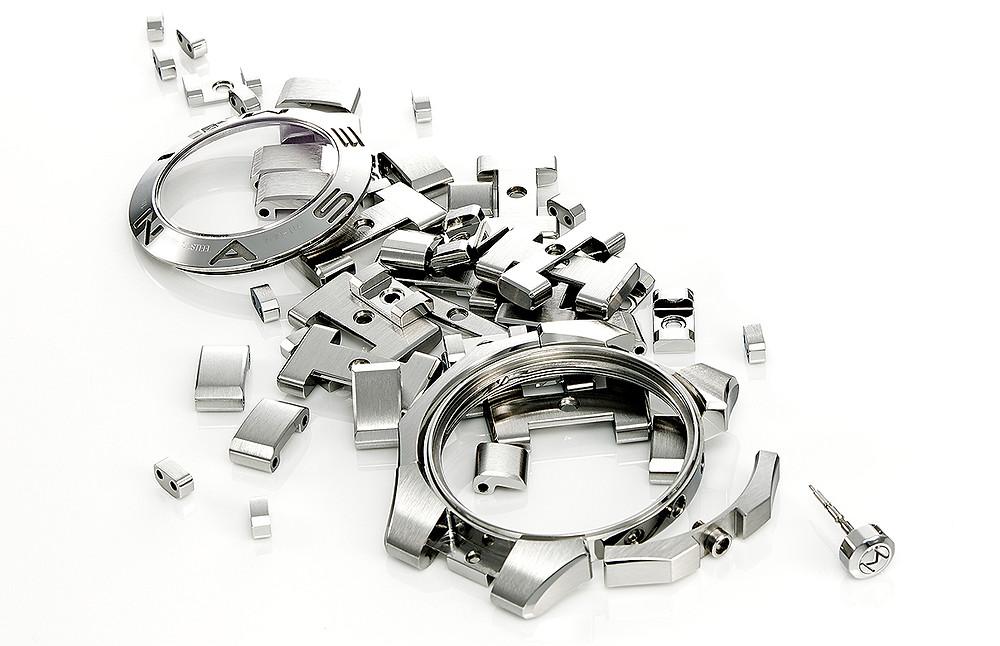 relojes lujo japoneses minase metodo constructivo more structure