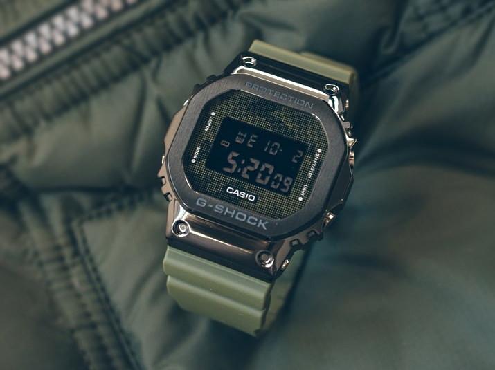 G-Shock GM-5600B-3ER