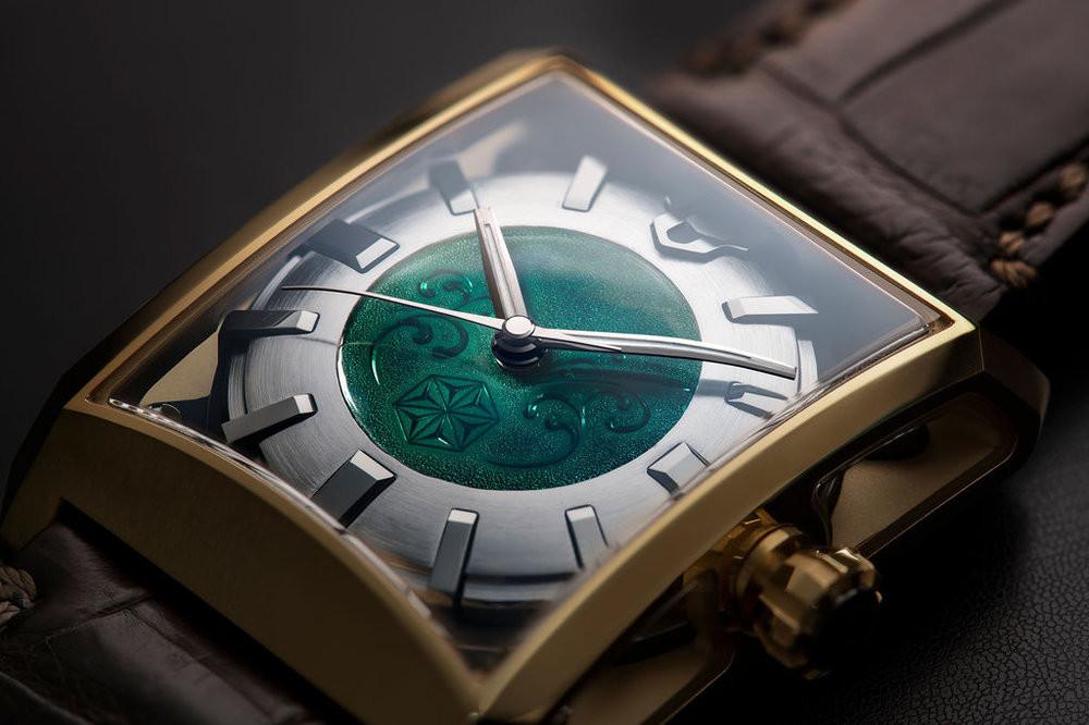 Marca de alta relojería japonesa Minase