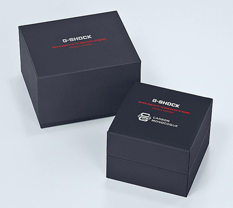 Primera edición limitada reloj Gravitymaster GWR-B1000X