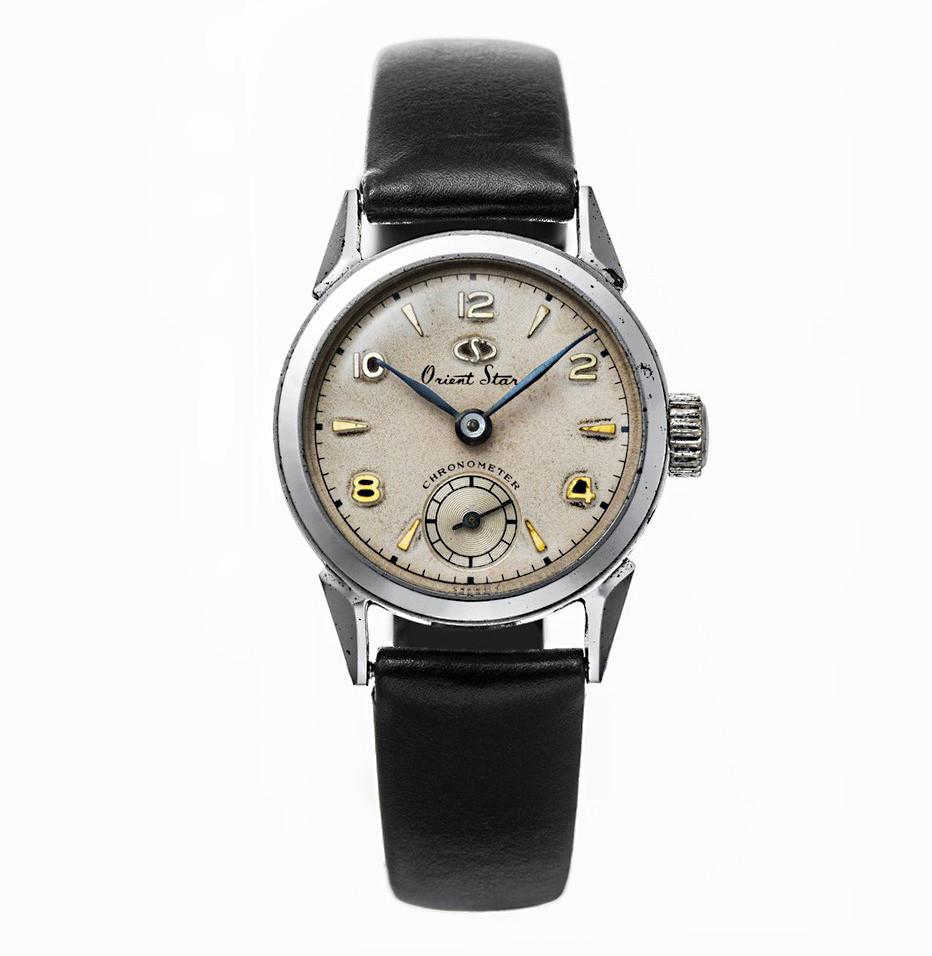 primer reloj orient star 1951