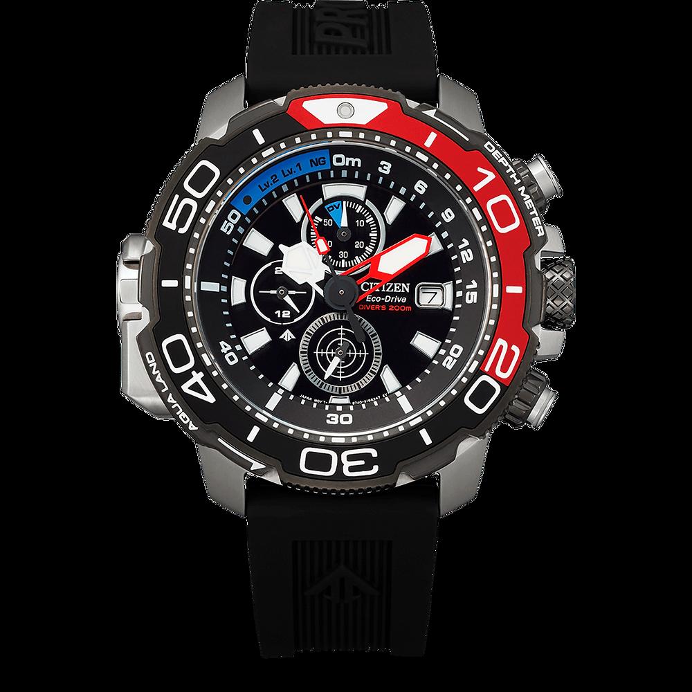 Nuevo reloj Diver's Aqualand 200m de Citizen Watch BJ2167-03E