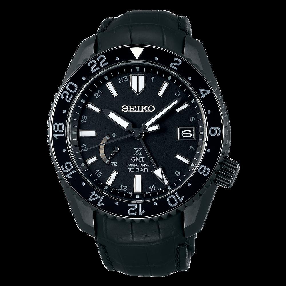 Propsex LX GMT doble huso horario de Seiko