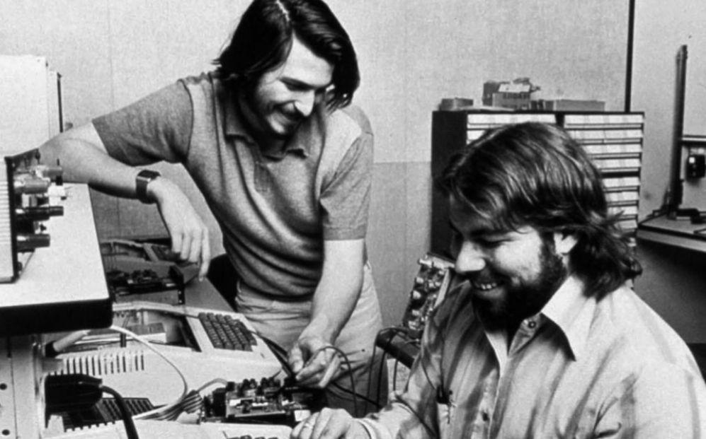 Steve Jobs con reloj seiko digital fundador apple