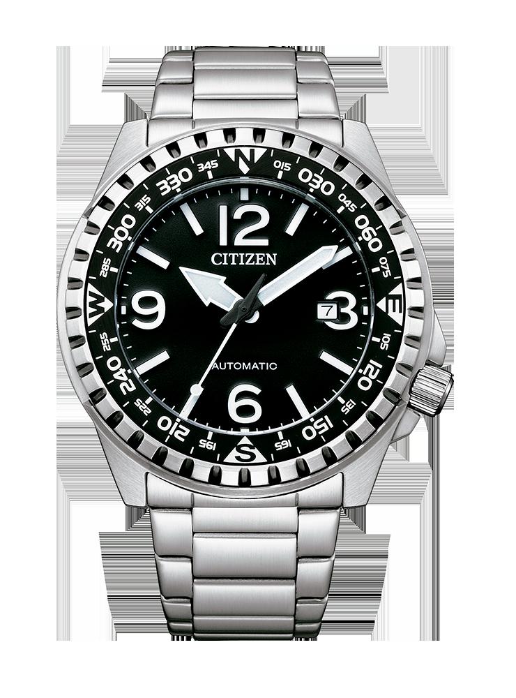 Novedades relojes of collection 2021 de Citizen Watch modelos NJ2190-85e y NJ2197-19e