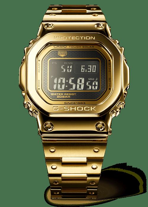 Novedad reloj g-shock edicion numerada 35 piezas modelo g-d5000-9jr