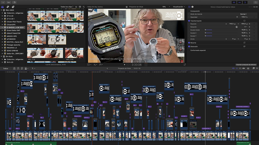 imagen video-review analisis nuevos relojes g-shock skeleton series 'ske' lanzados marzo2021