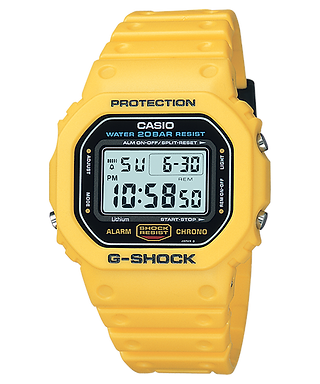 primer-g-shock-de color-amarillo-de-la-h