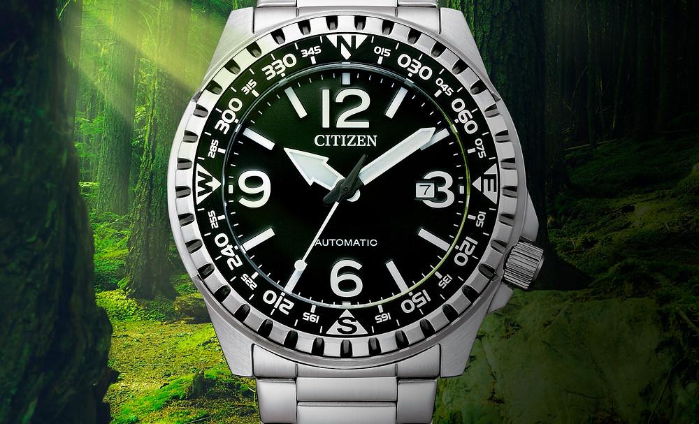 reloj citizen explorer coleccion of 2021 modelo NJ2190-85E