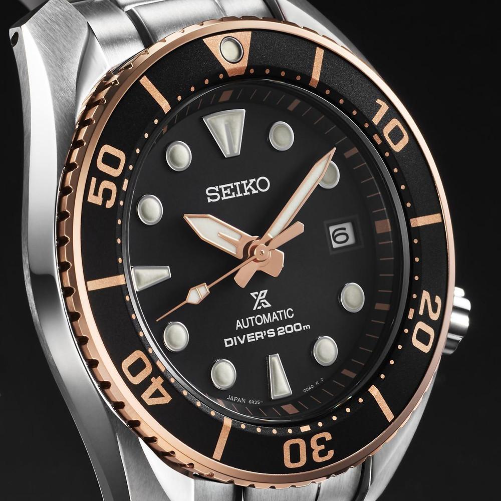 Seiko Prospex SBDC114 edicion limitada GINZA 2020