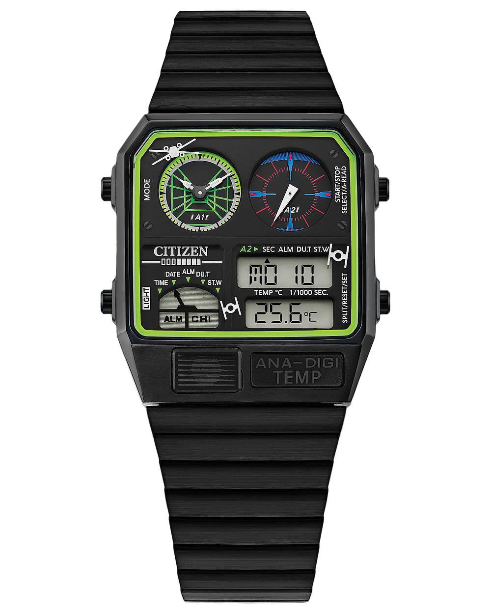 reloj citizen star wars Trench Run JG2109-50W