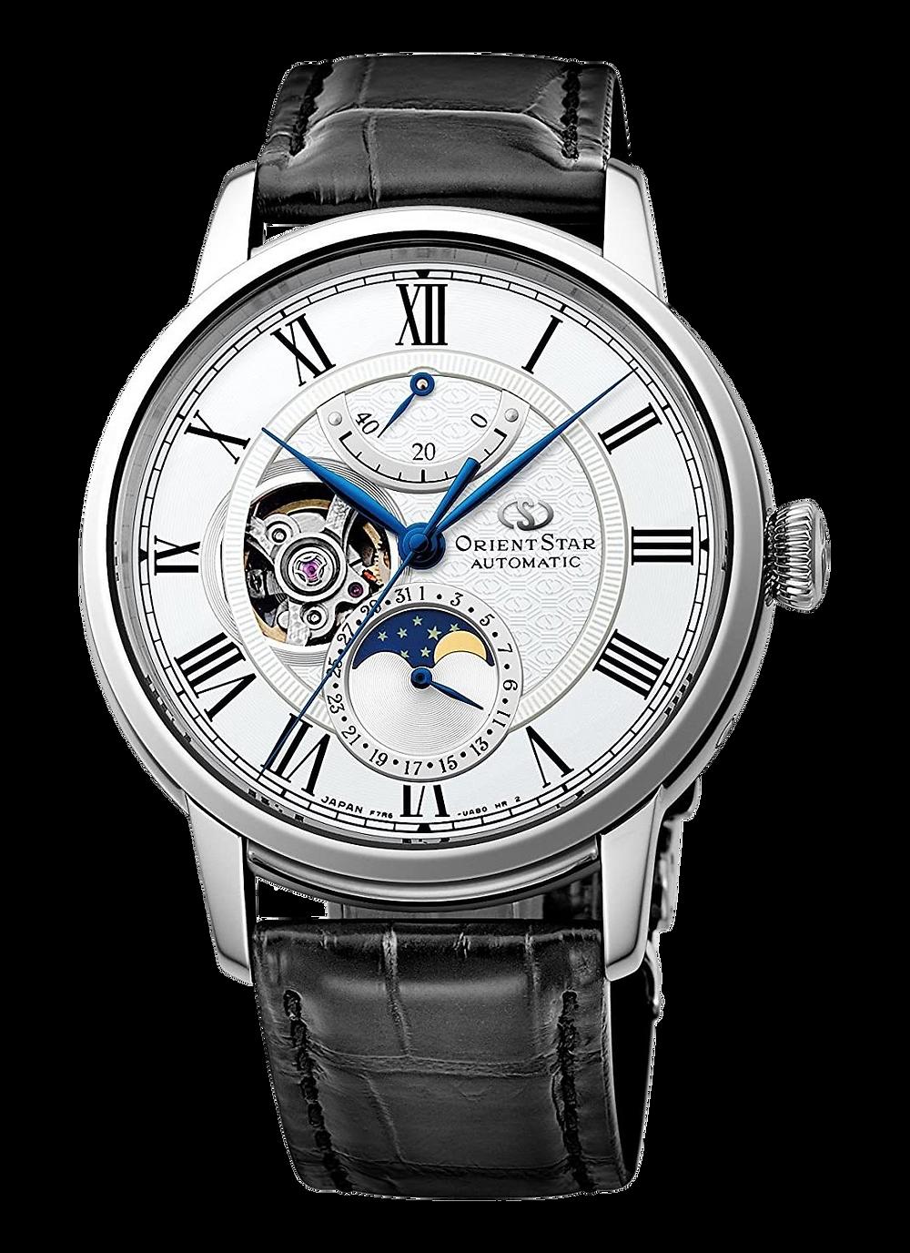 reloj ORIENT STAR  RE-AY0106S
