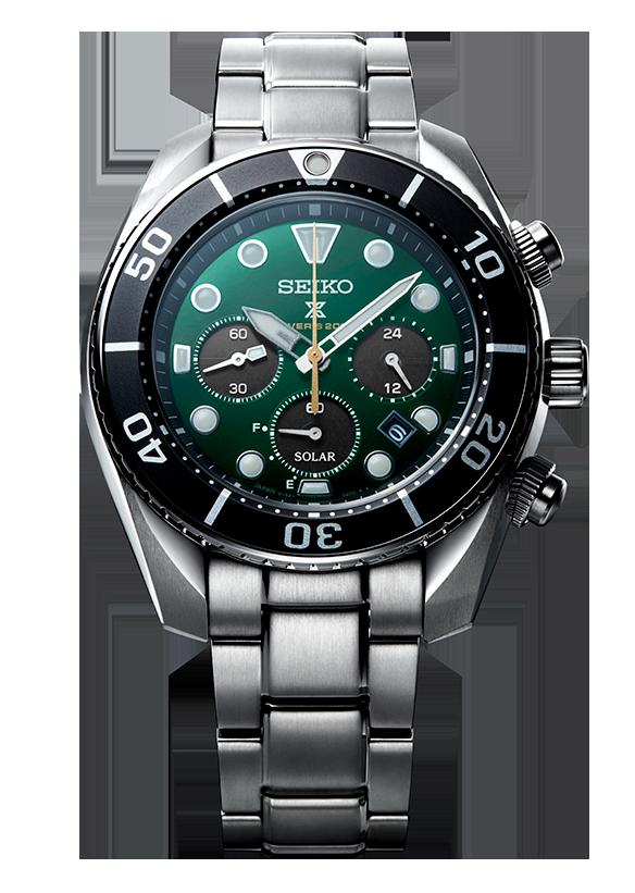reloj edicion limitada 140 años de seiko, modelo Sumo Prospex SSC807J1