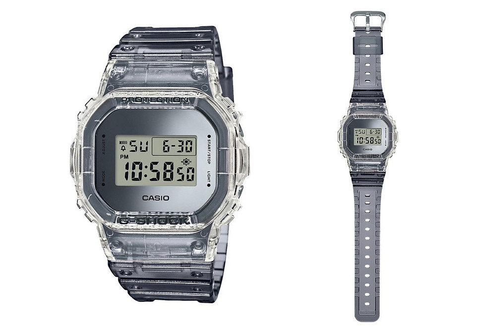 Reloj Casio G-Shock DW-5600SK-1