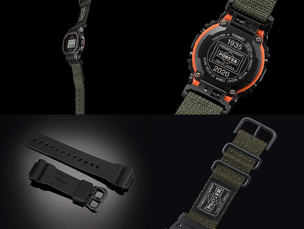 detalles porter reloj edicion limitada gm5600ey