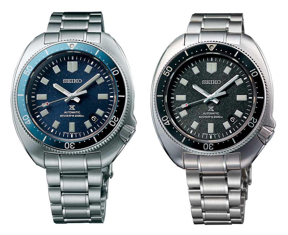 Seiko Prospex 1970 Diver's SLA049 y SLA051 novedades febrero 2021