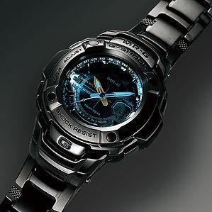 MRG-3000DJ-1A reloj MR-G mas resistente al desgaste