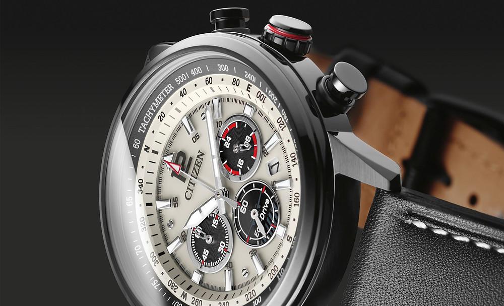 citizen of collection reloj pilot ecodrive CA4476-19X