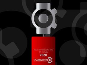 RELOJ JAPONÉS DEL AÑO 2020 EN ESPAÑA