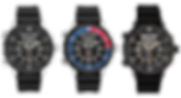 relojes Seiko Arnie SNJ028 SNJ025 SNJ027