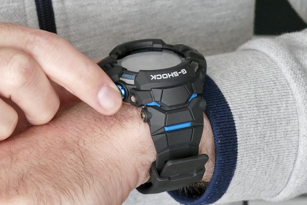 analisis nuevo reloj g-shock gsw-h1000 con os wear by google