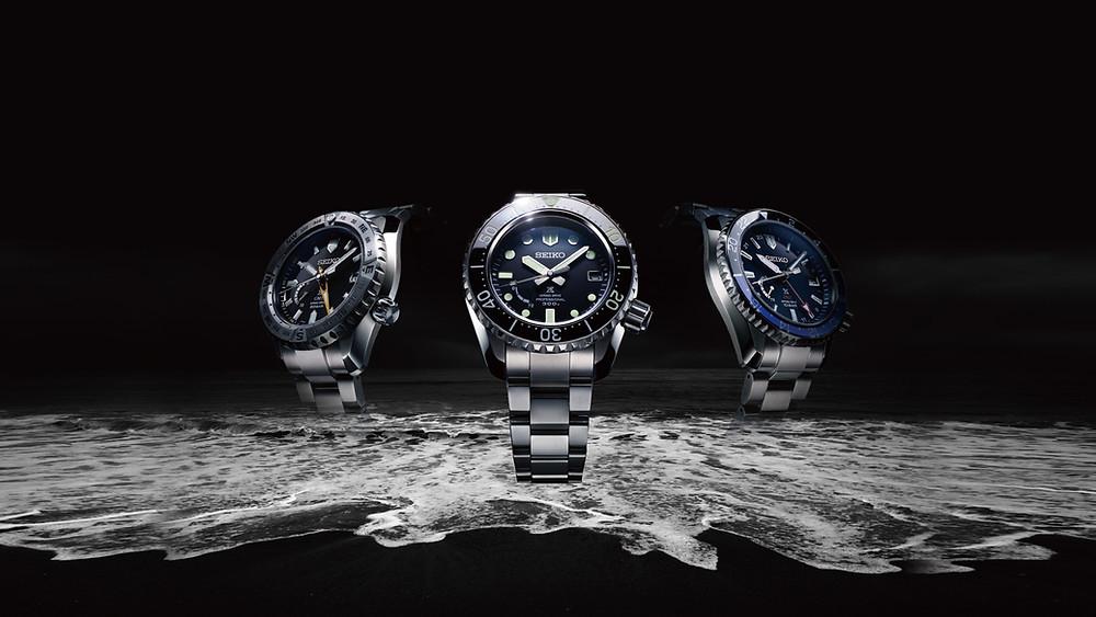 Nuevos relojes Seiko Prospex LX con Calibre Spring Drive