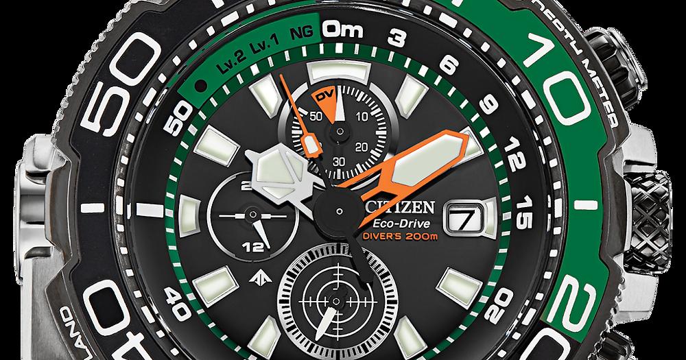 novedad reloj Promaster Aqualand BJ2168-01E