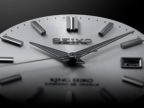 Recreación 140th del KING SEIKO KSK: disponible ya