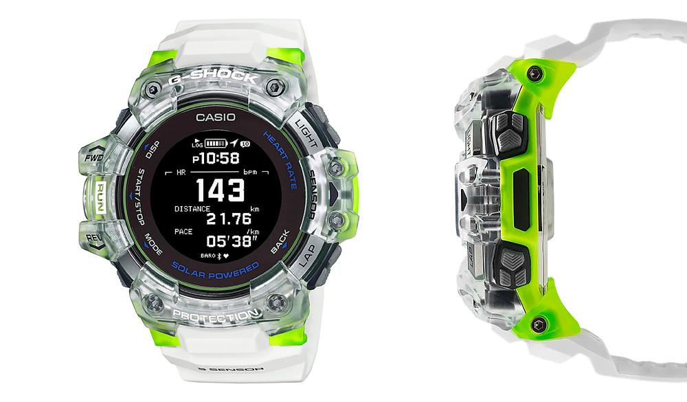 novedad gps y solar de G-Shock ya en tiendas: el gbd-h1000-7a9er