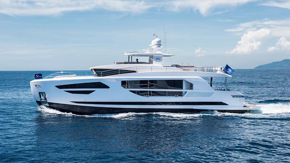 yate gran eslora horizon yacht fd85 26m nuevo 2017 disponible