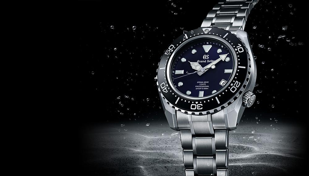 """Reloj Grand Seiko SLGA001 """"Professional Diver's 600M"""""""
