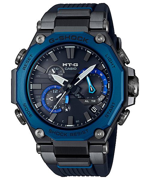 Reloj digital carbon core guard de casio modelo MTG-B2000B-1A2