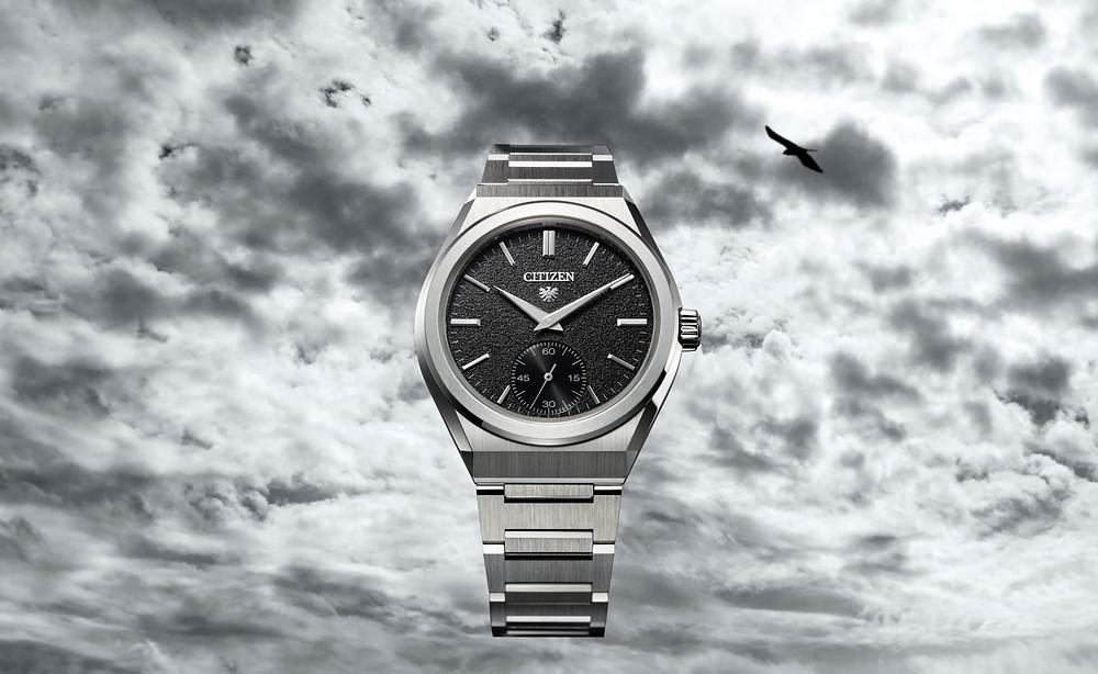 nuevo reloj the citizen calibre automatico 0200 ref NC0200-90E
