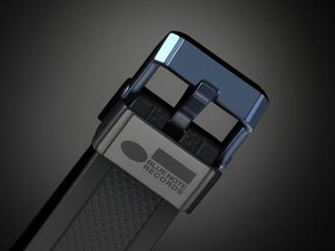 Detalle reloj edicion limitada G-Steel Blue Note GST-B100BNR-1A