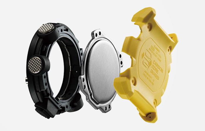 """Tecnologia """"Carbon Core Guard"""" en el nuevo reloj GA-2000"""