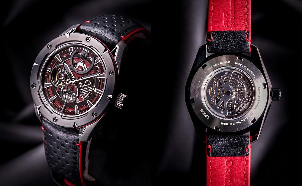 reloj Orient Star linea sports avant-garde referencia modelo RE-AV0A03B00B