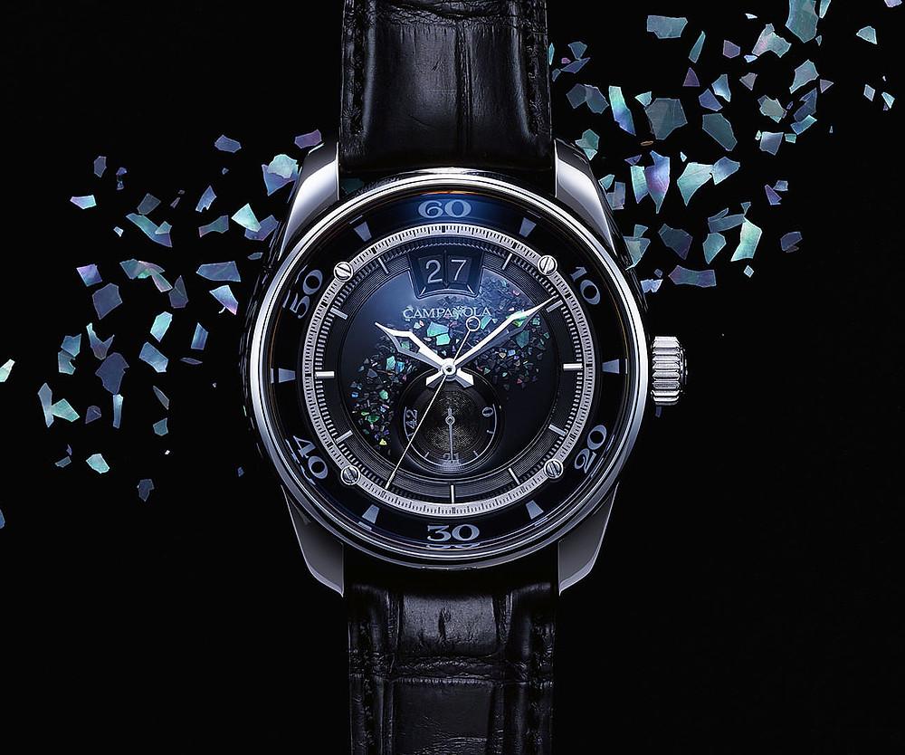 Campanola 'Ryuga' NZ0000-07F reloj calibre automatico Y513