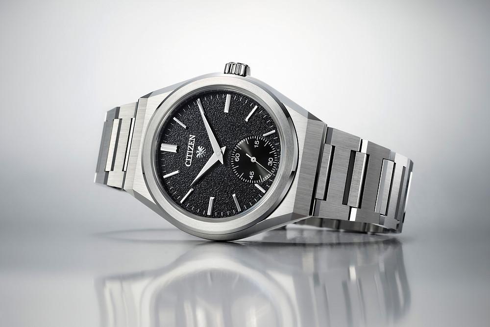 nuevos Citizen Mechanical reloj Calibre 0200 La-Joux-Perret NC0200-90E